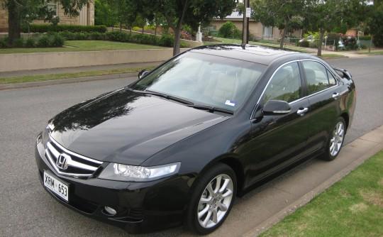 2008 Honda Euro Navi