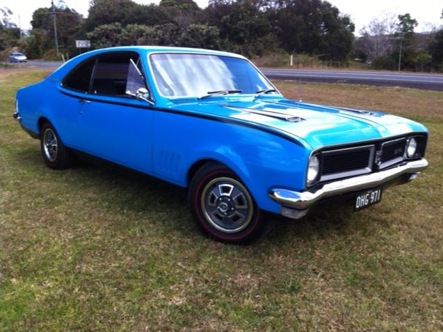 1971 Holden GTS