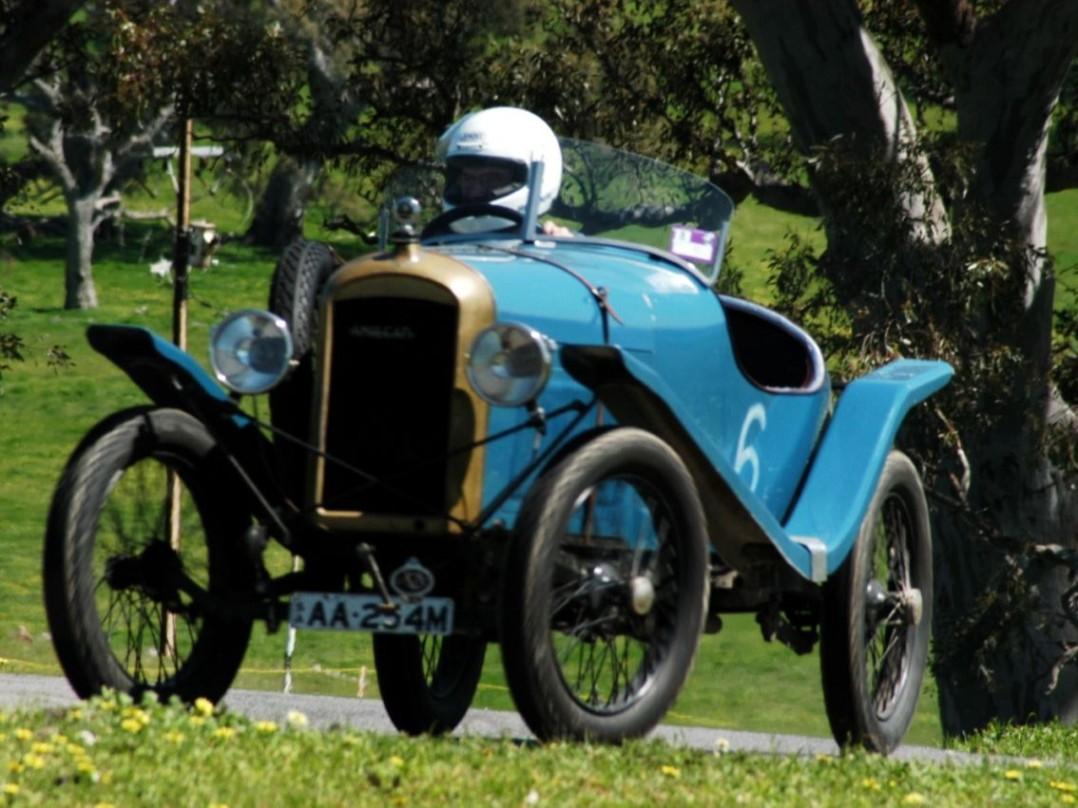 1924 Amilcar CS