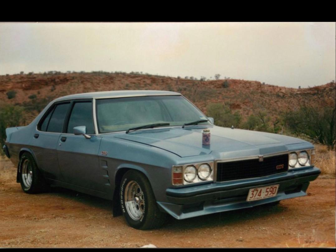 1978 Holden HZ GTS