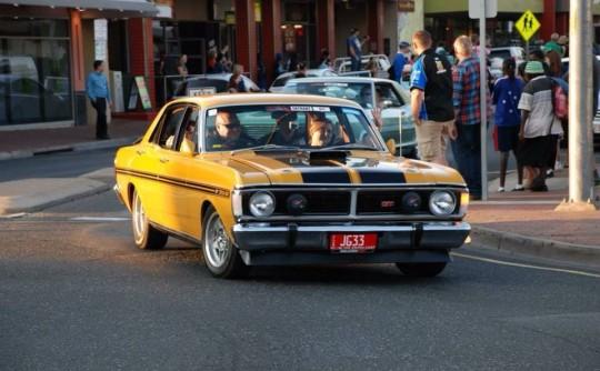 1971 Ford FALCON GT