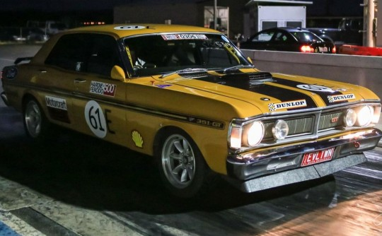 1971 Ford Racer