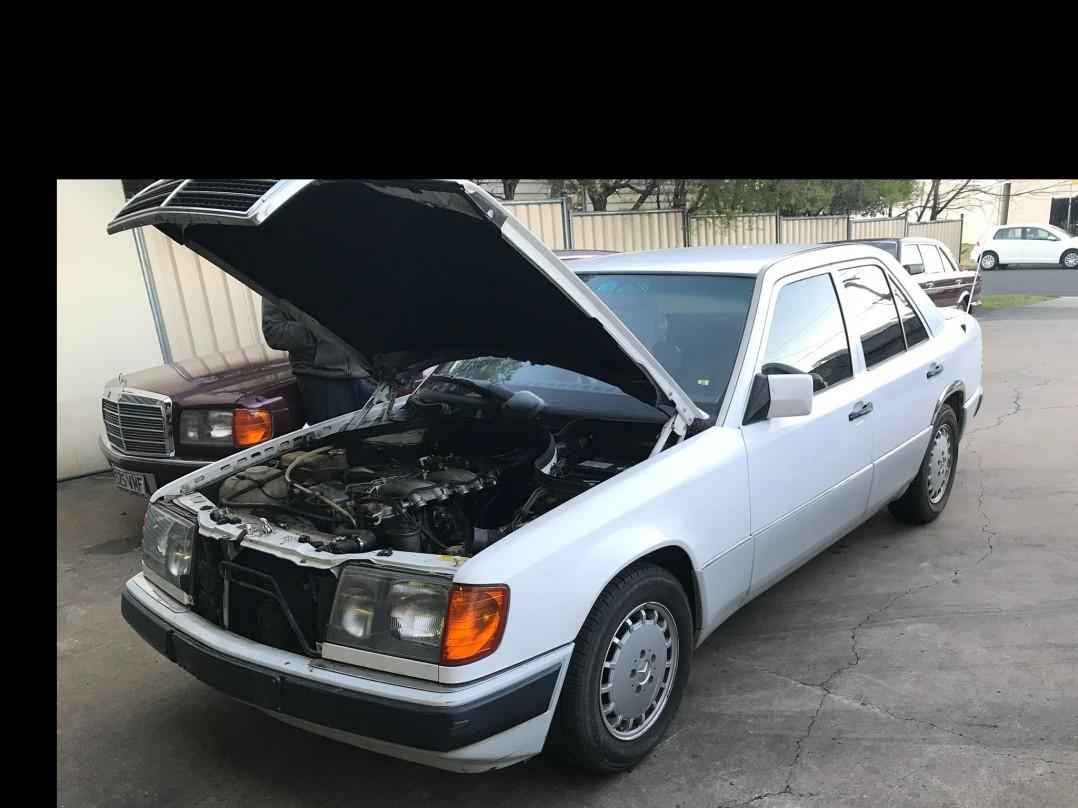 1989 Mercedes-Benz 300d