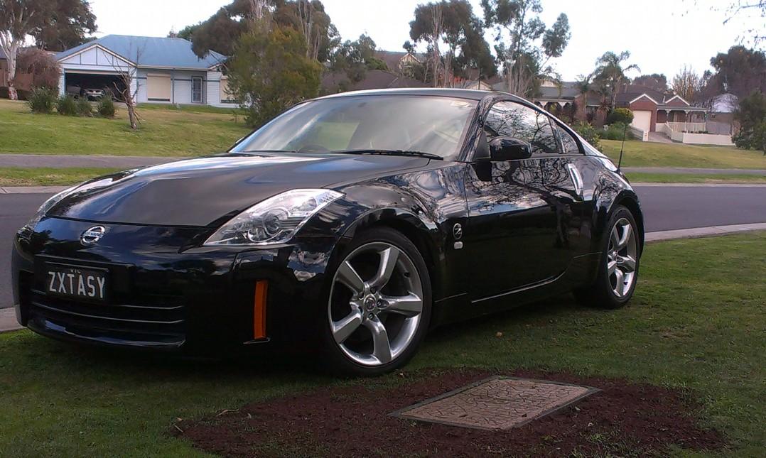 2008 Nissan 350Z TOURING