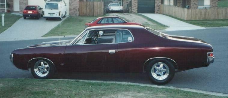1973 Chrysler CHRYSLER