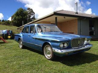 1962 Chrysler R series Valiant