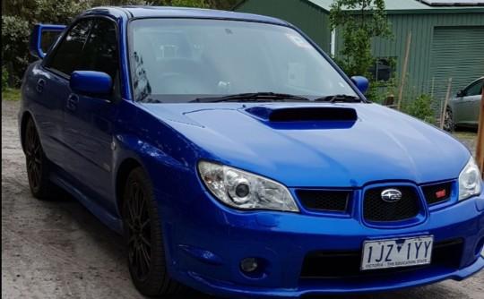 2007 Subaru Impreza tuned by STI