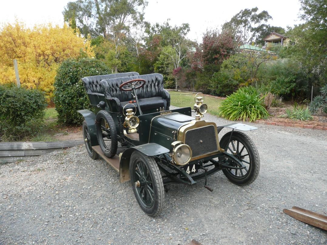 1905 Clement-Bayard 8/10 HP