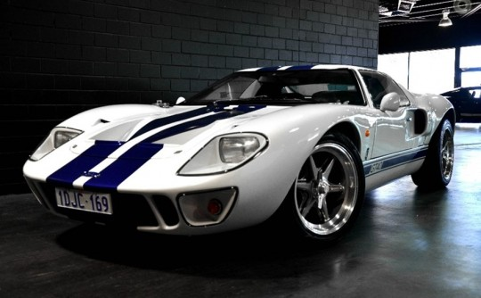 2009 Ford GT40
