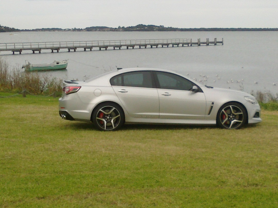 2013 Holden COMMODORE VF CLUBSPORT R8
