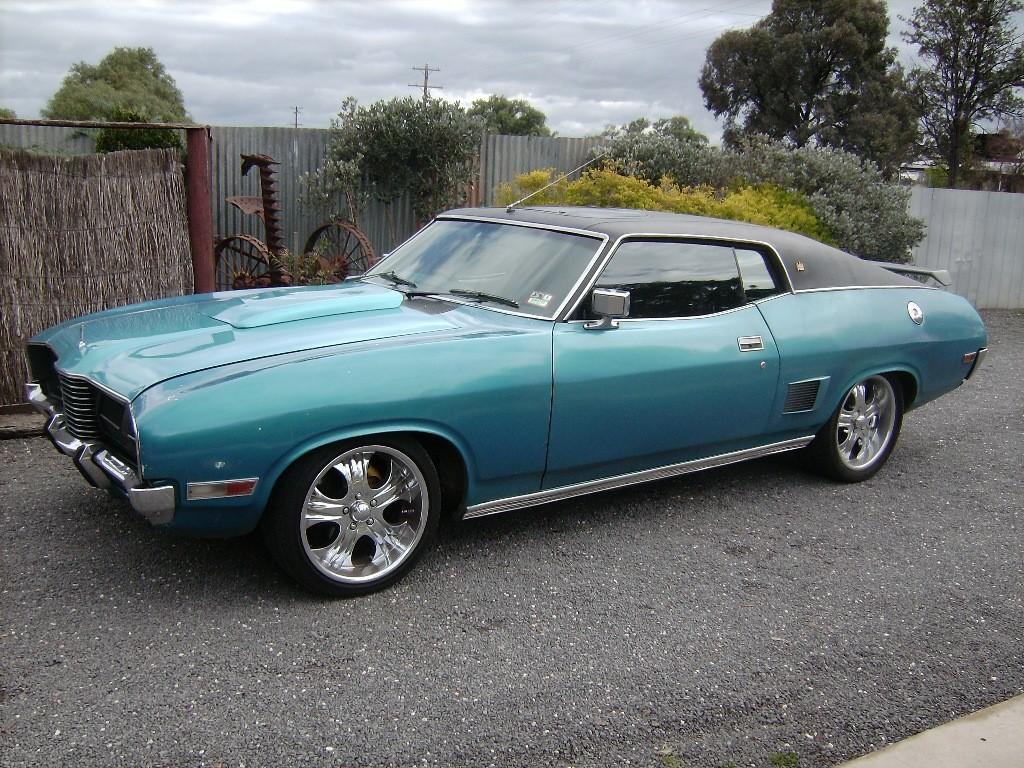1975 Ford LANDAU