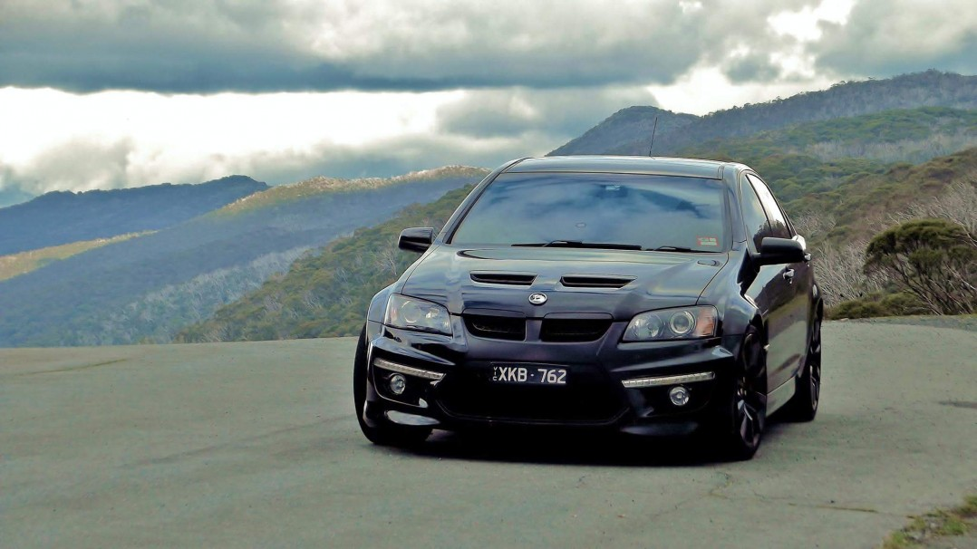 2009 Holden Special Vehicles CLUBSPORT R8