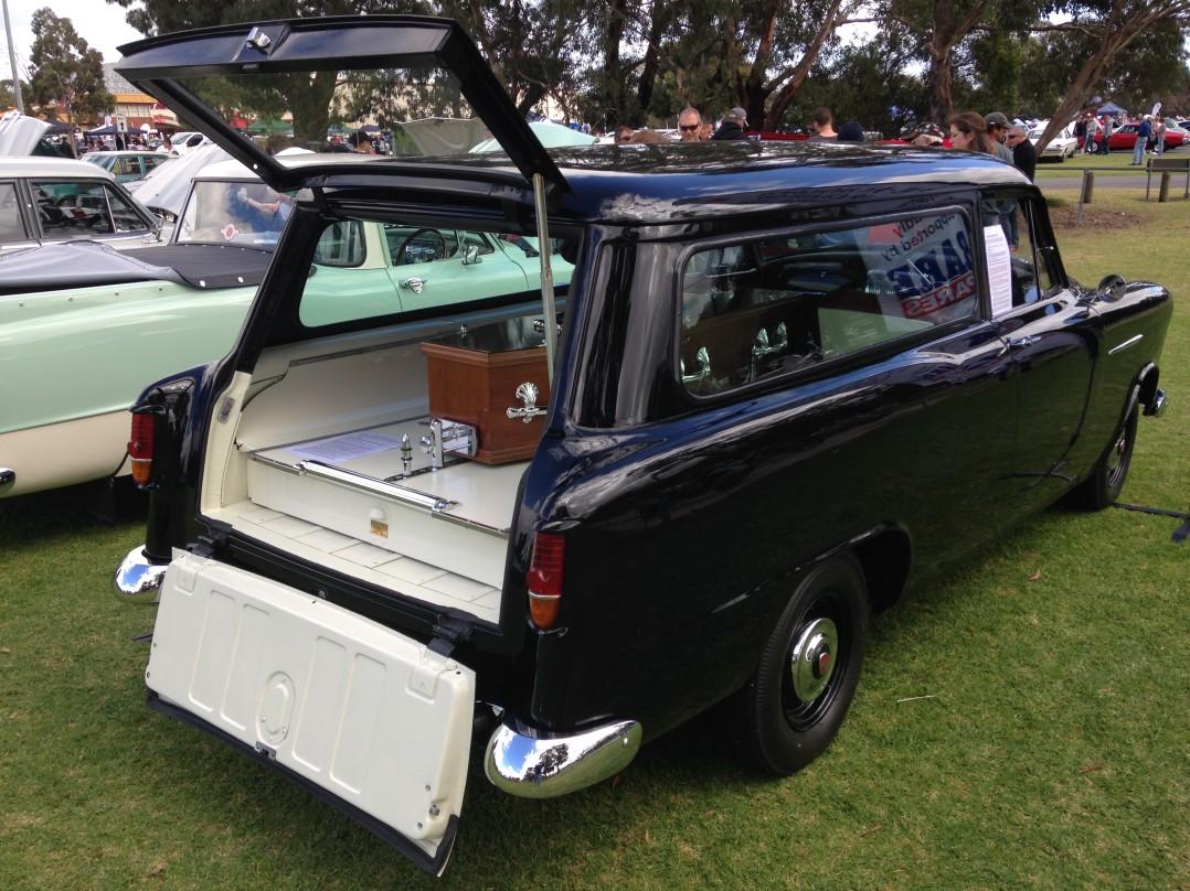 1959 Holden FC Hearse
