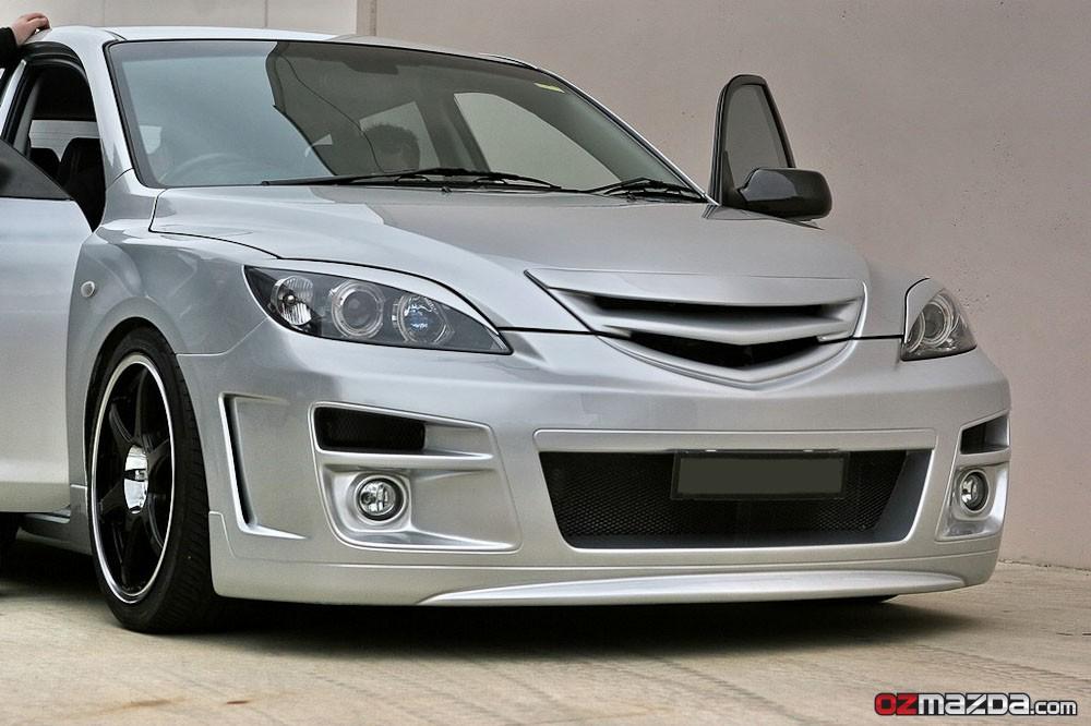 2005 Mazda MAZDA3 SP23