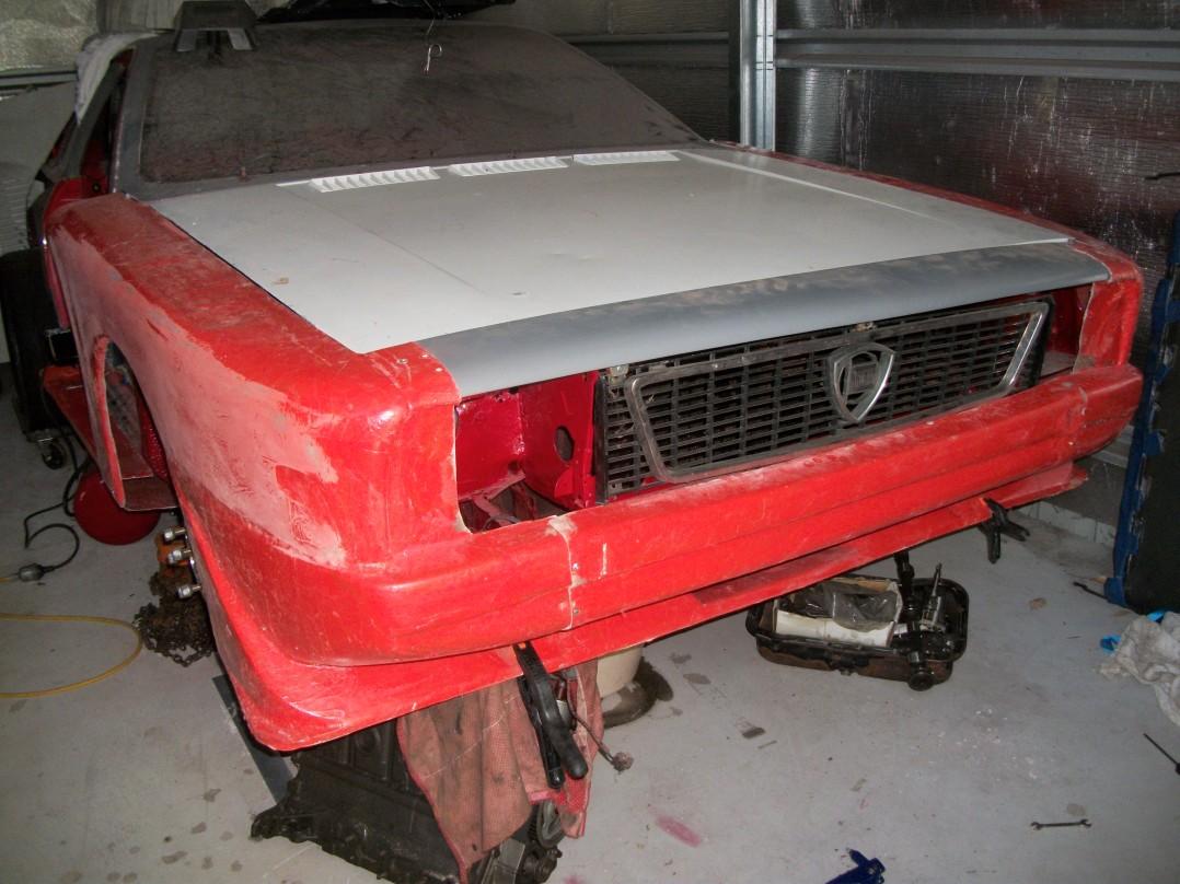1981 Lancia Montecarlo Group 5 Replica