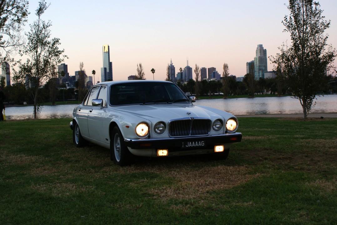1988 Jaguar XJ12 Series 3