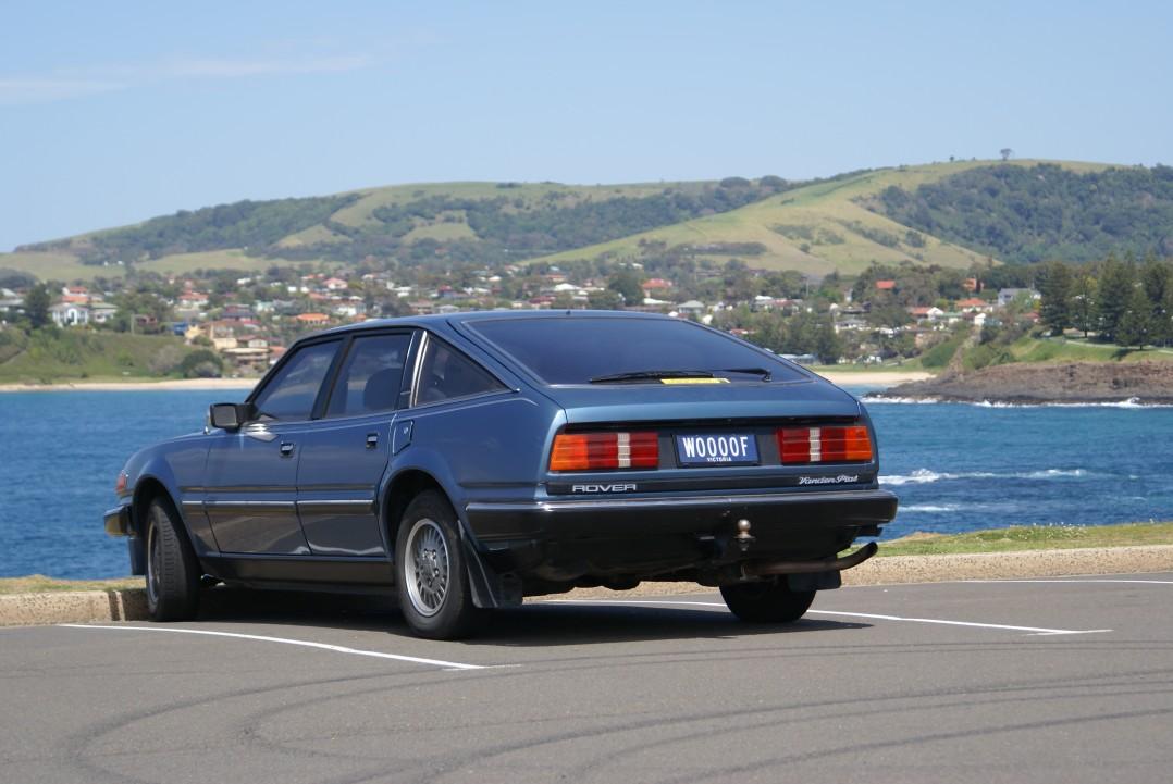 1985 Rover 3500 SE Vanden Plas