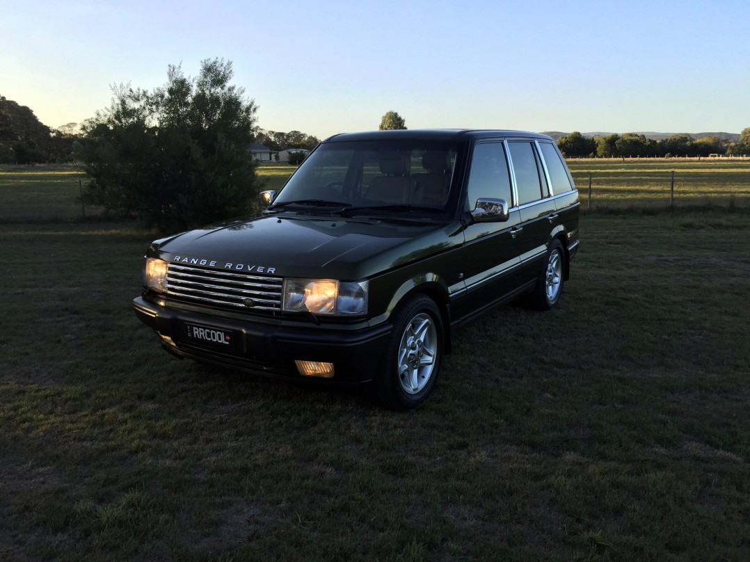 1998 Land Rover Range Rover HSE Autobiography