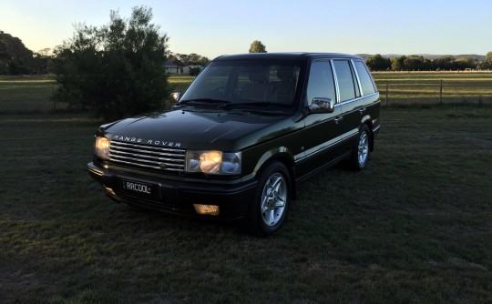 1998 Land Rover Range Rover Autobiography