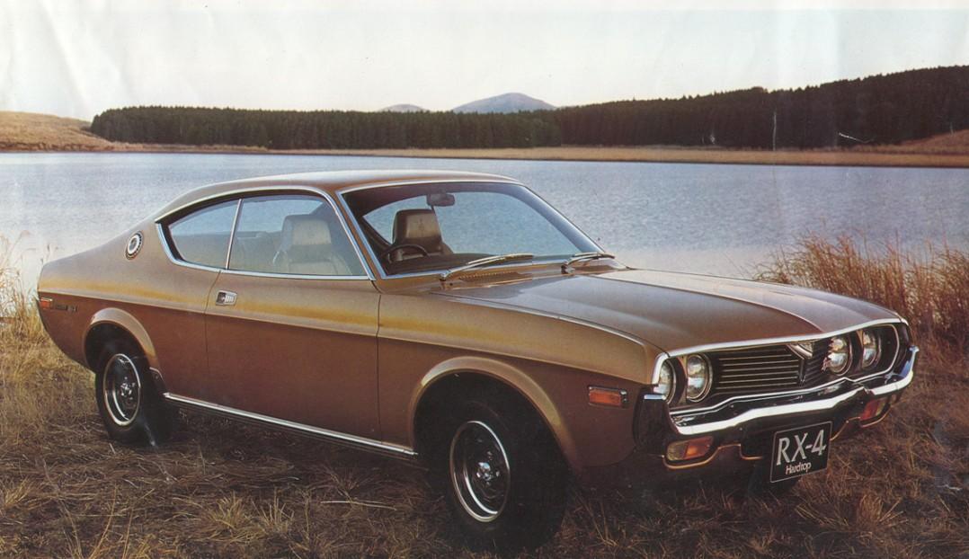 1973 Mazda RX-4