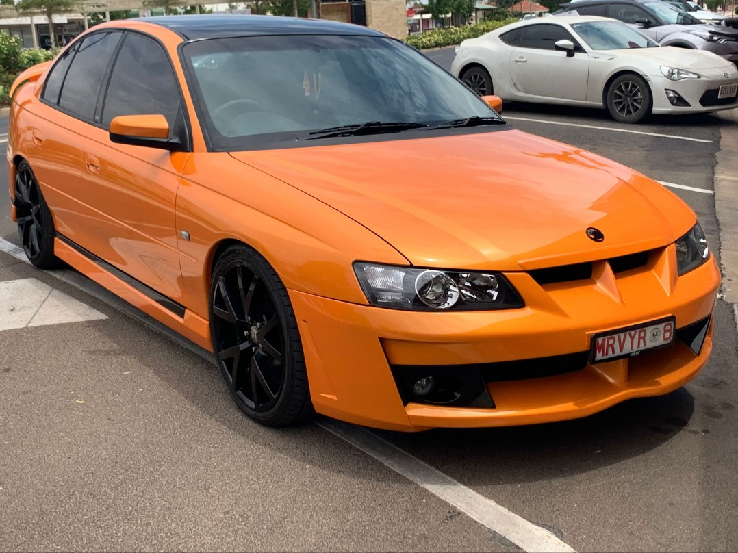 2003 Holden Special Vehicles Vy 2