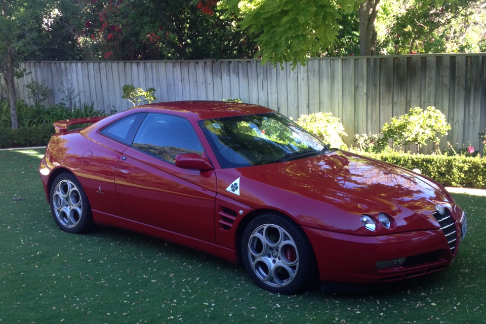 2003 Alfa Romeo GTV 3.2 V6 24V