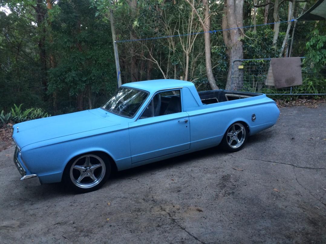 1966 Dodge Vc