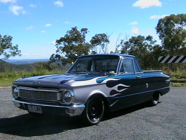 1966 Ford xp