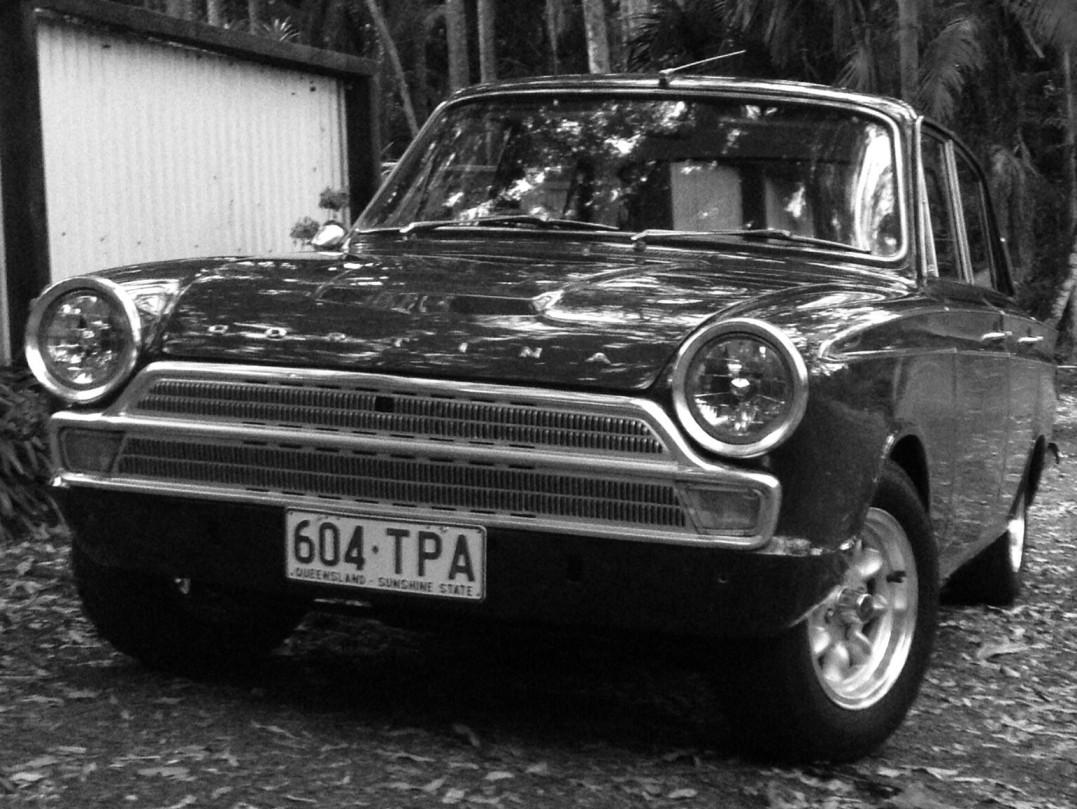 1966 Ford Mk1 gt