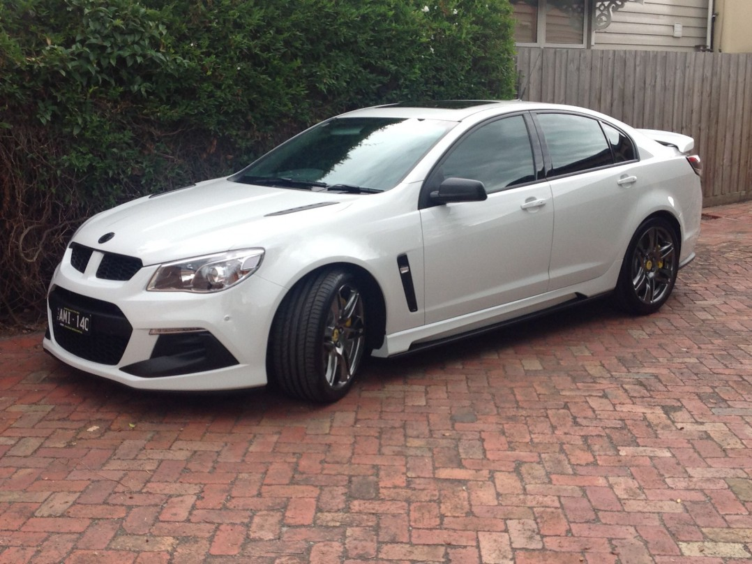 2016 Holden Special Vehicles Clubsport Track Edition