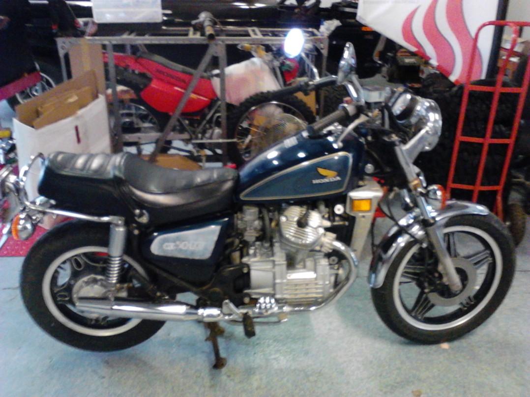 1981 Honda CX500 Custom