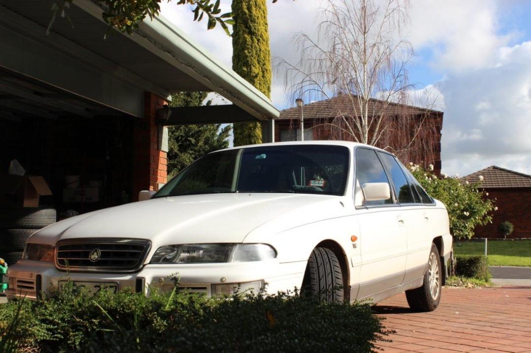 1997 Holden STATESMAN V6