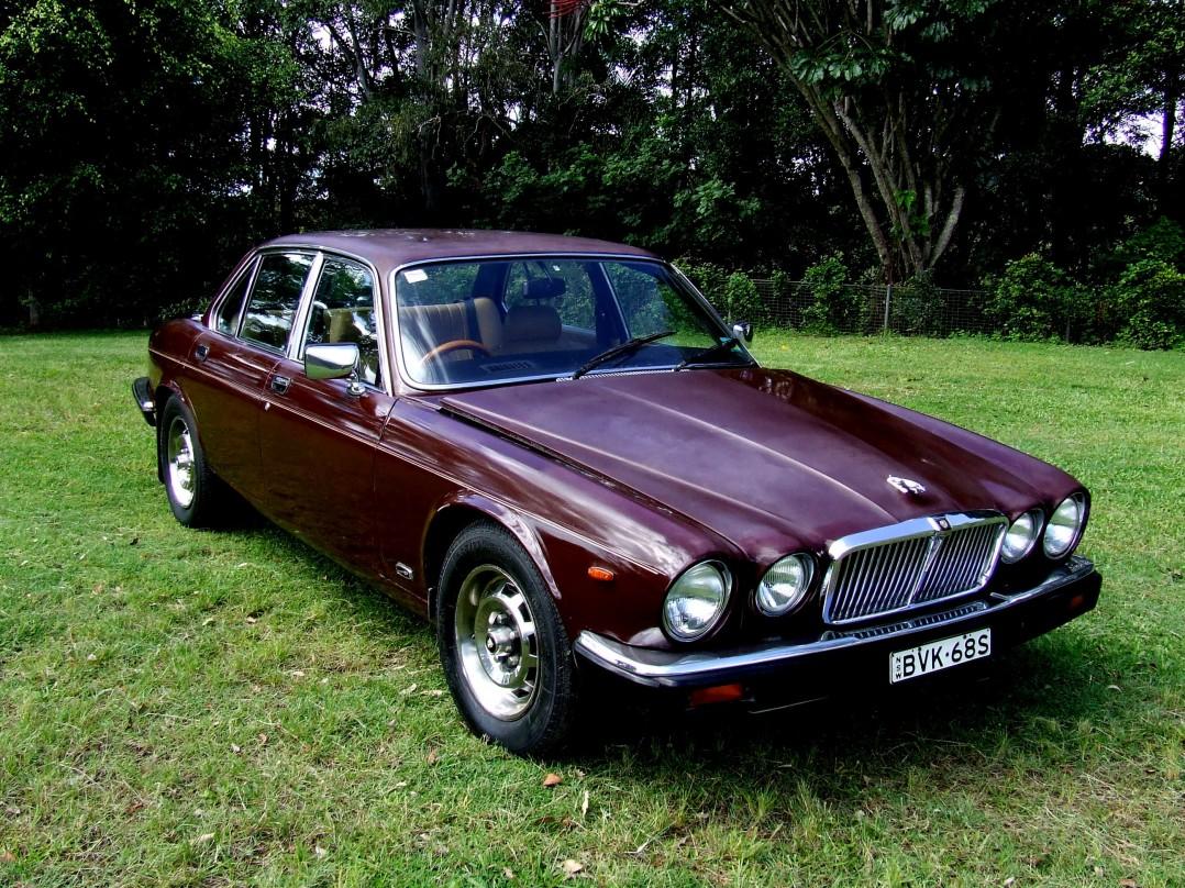 1975 Jaguar XJ6 4.2 SERIES II