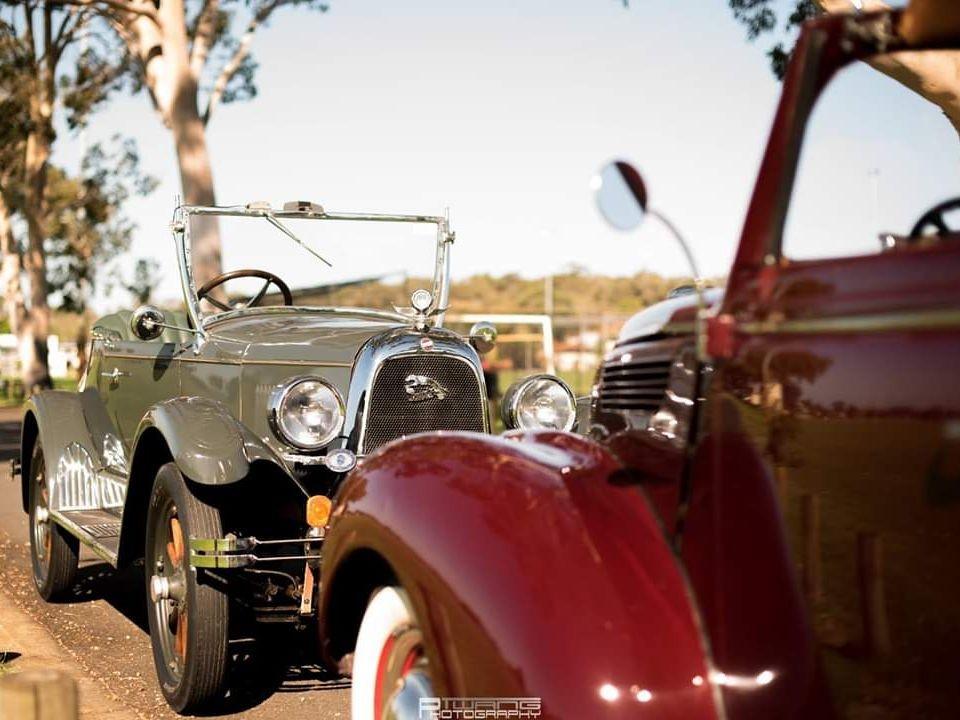 1926 Overland Whippet Roadster