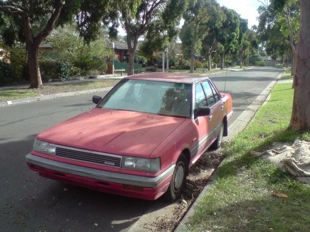 1986 Nissan Pintara