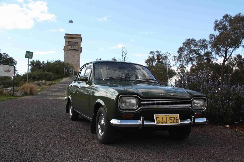 1973 Ford Mk1 ESCORT