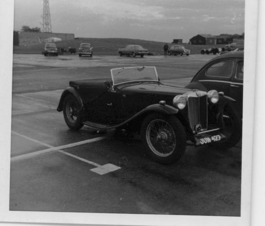 1946 MG T C