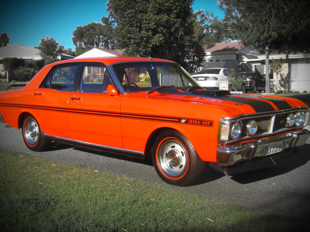 1970 Ford xy gt falcon