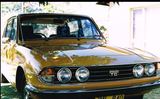 1974 Triumph TC 2500