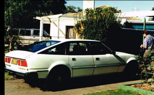 1984 Rover 3500 SDI