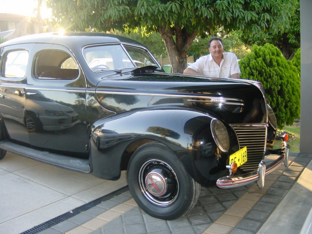 1939 Ford MERCURY