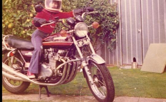 1973 Kawasaki 900cc Super Bike