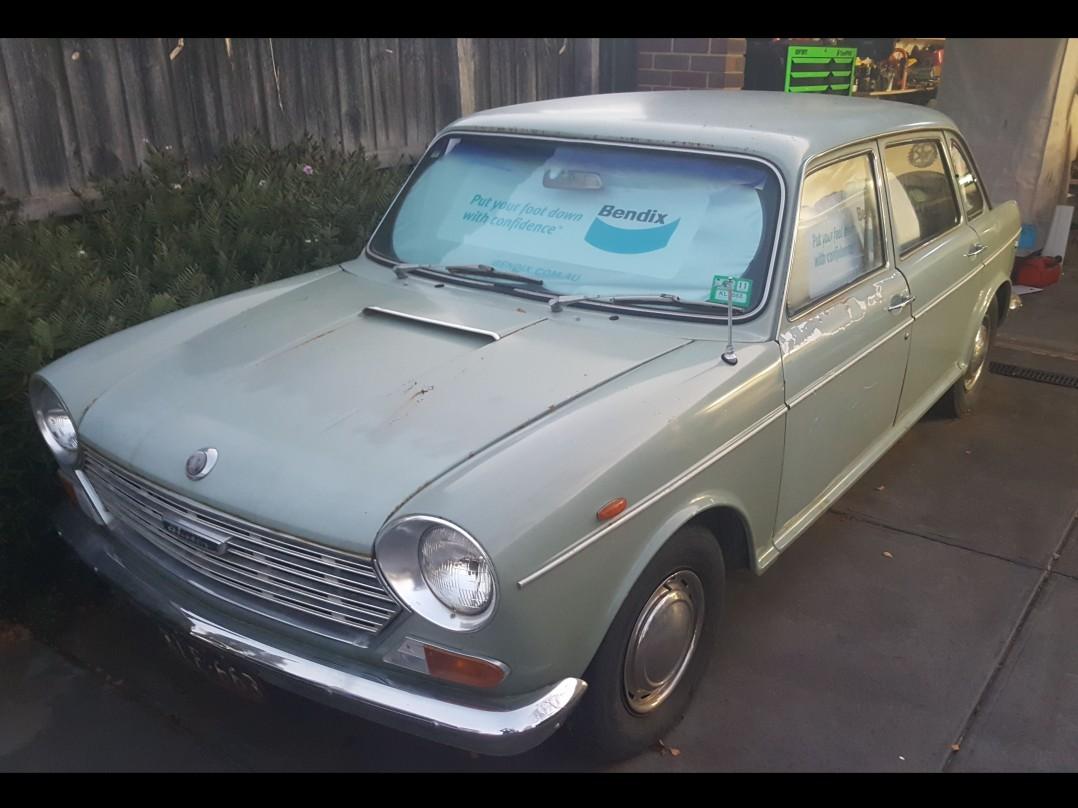 1969 Austin 1800 MK II