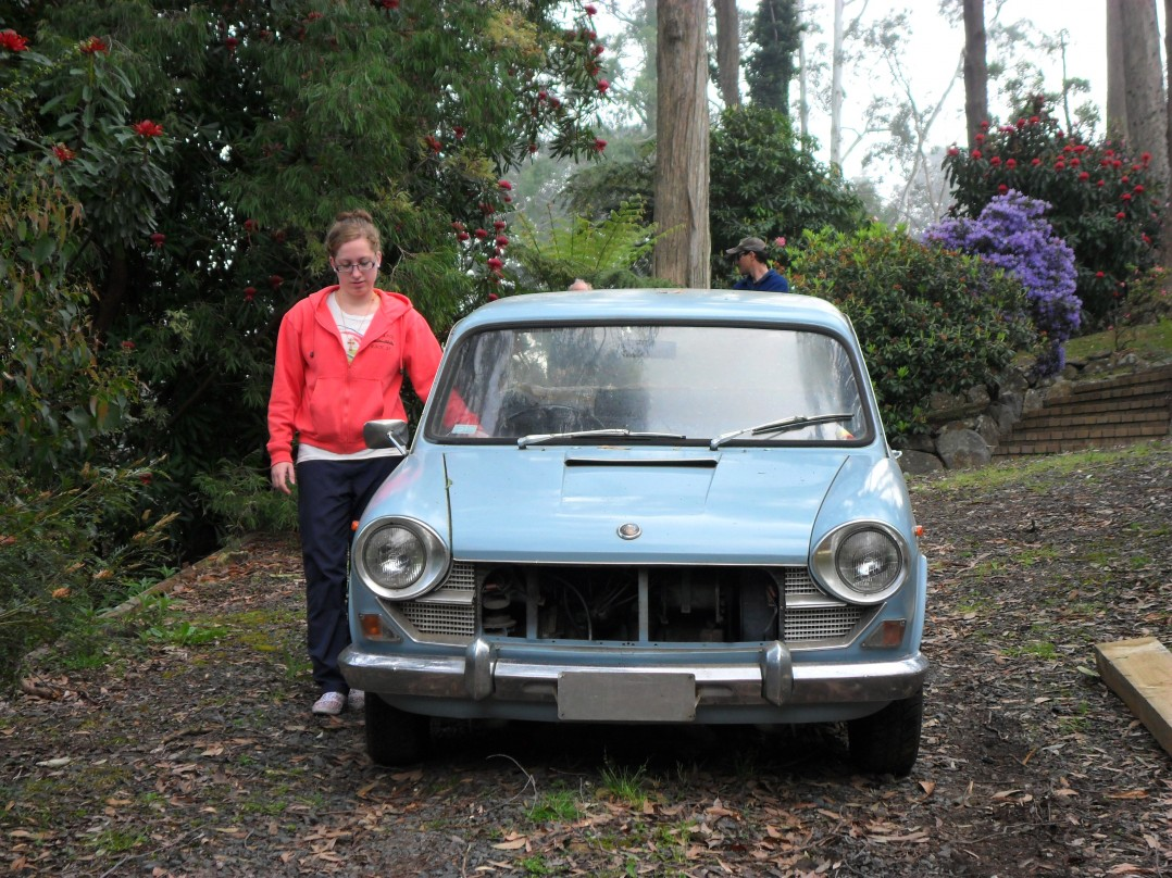 1968 Austin 1800 Mk1