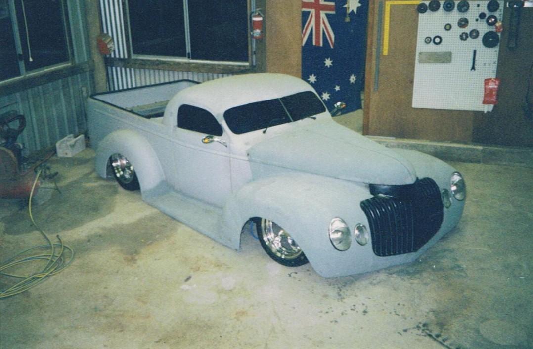 1942 Chevrolet 1300 cwt