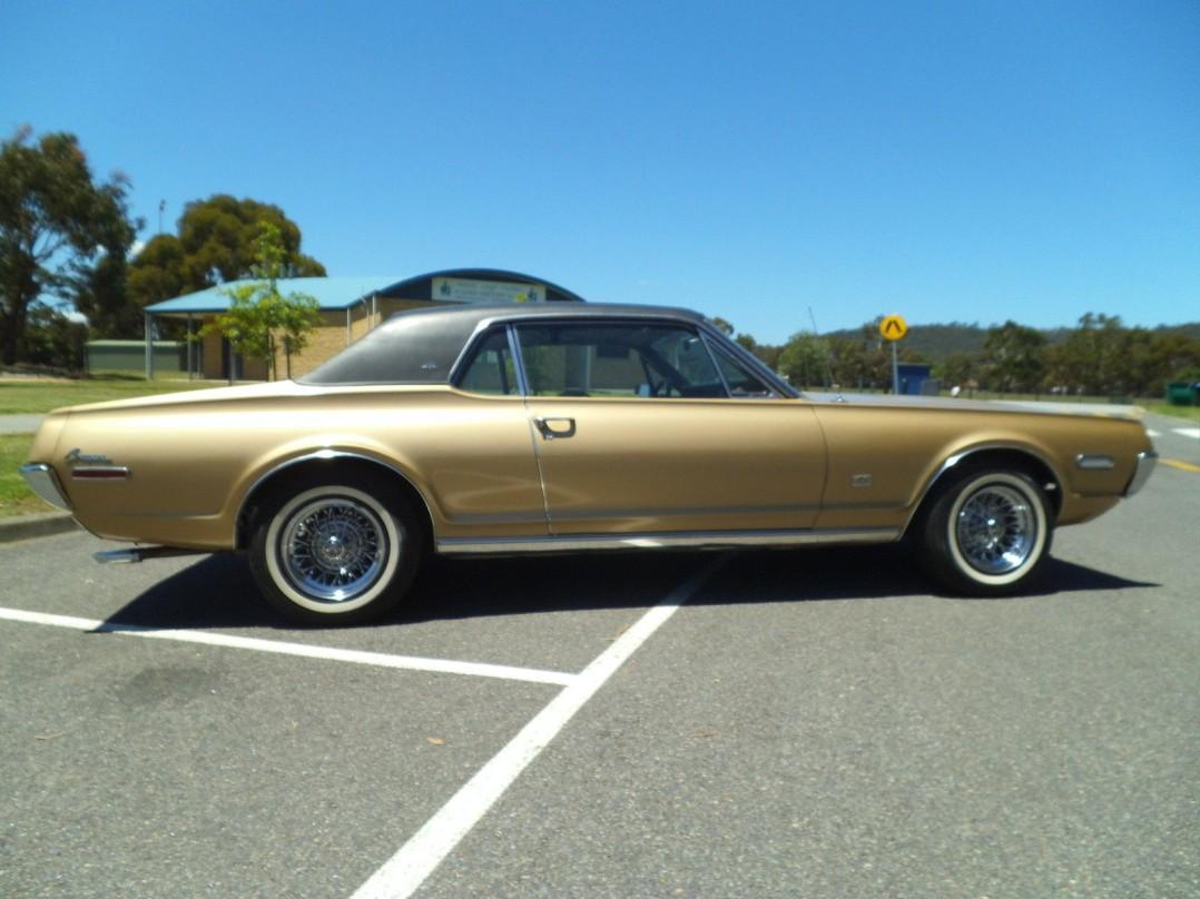 1968 Ford Mercury Cougar