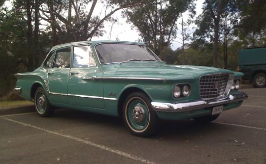 1962 Chrysler valiant r series