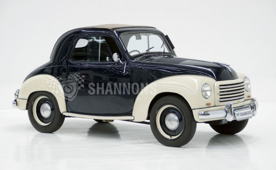 1950 Fiat 500C Topolino