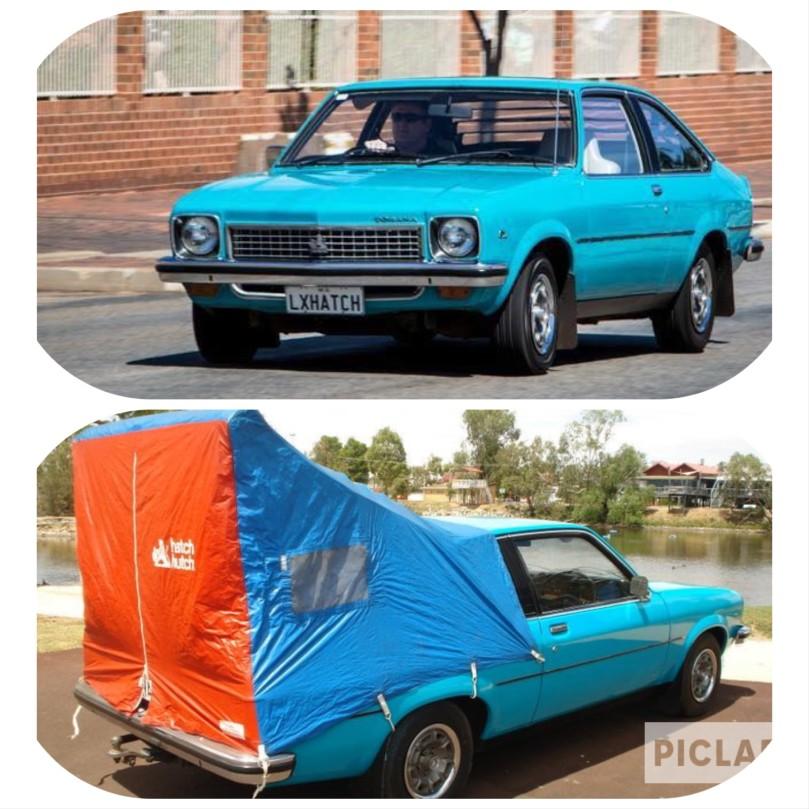 1976 Holden Torana Hatchback