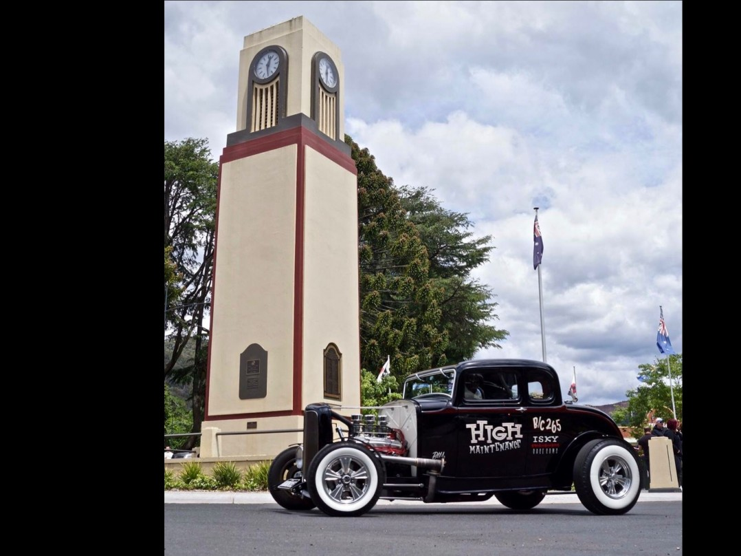 1932 Ford B
